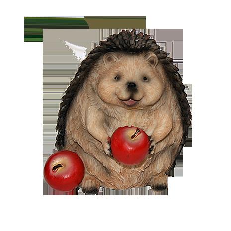 Ежик с яблоками F 15*14*14 см - цена, фото, описание в ...